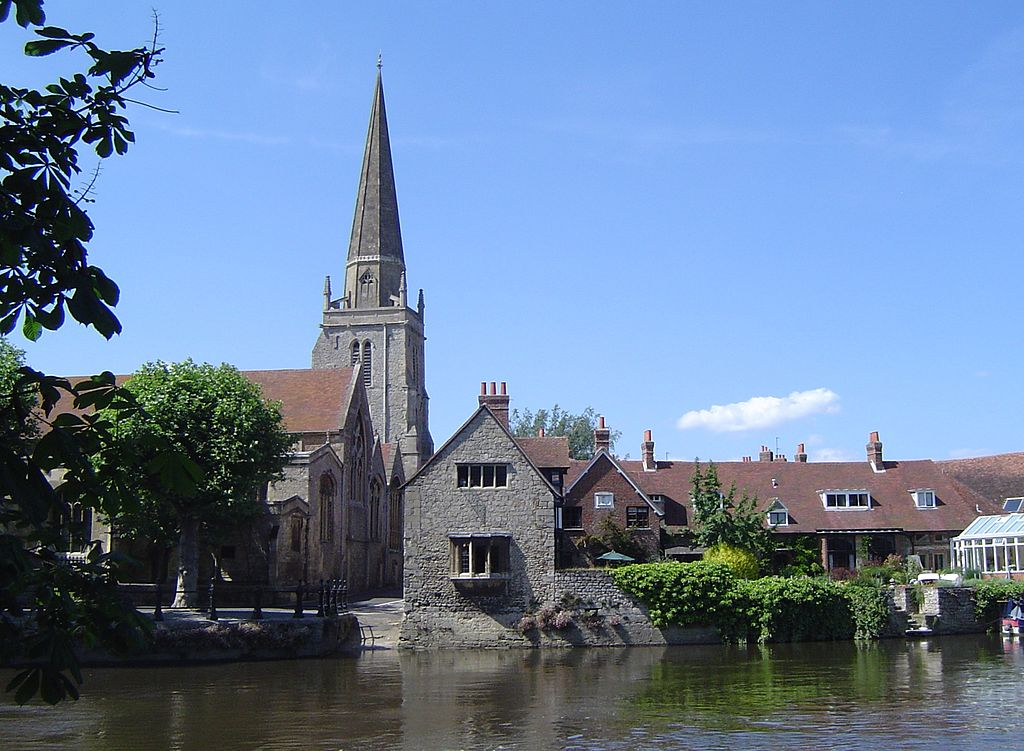 Abingdon-on-Thames, Oxfordshire