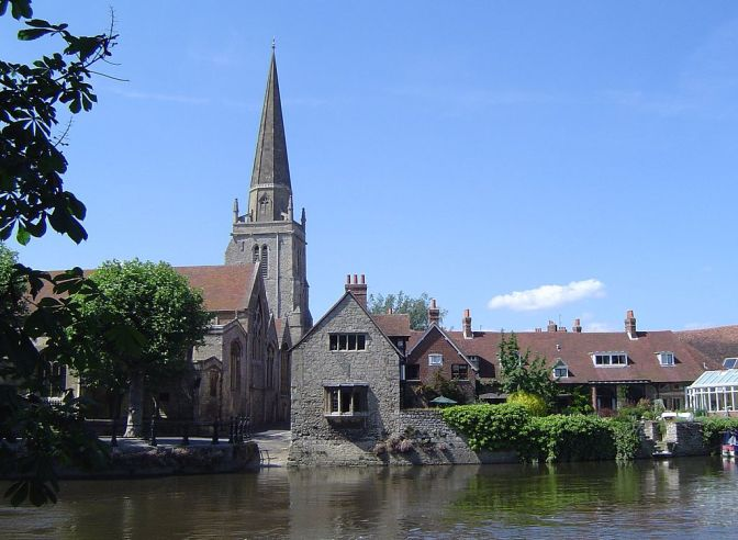 Abingdon-on-Thames, Oxfordshire