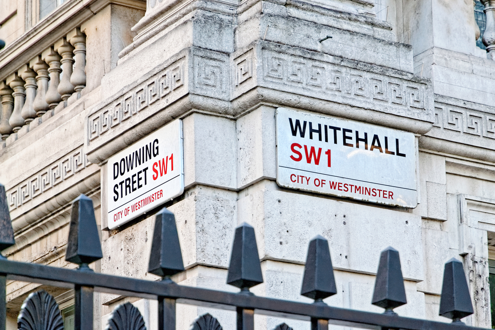 Downing Street and Whitehall
