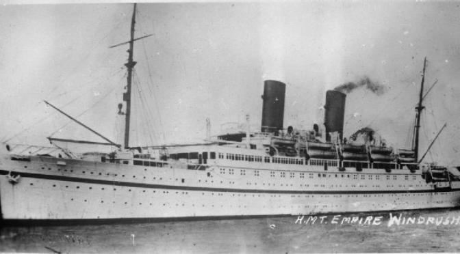 Empire Windrush: can we see your papers?