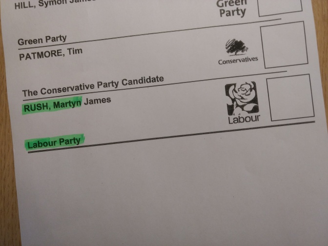 Oxford City Council election 2018 – Labour, part 1 of 2